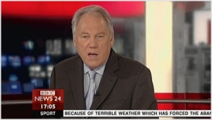 Peter Sissons climate skeptic?