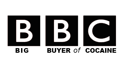 cocaine at the BBC